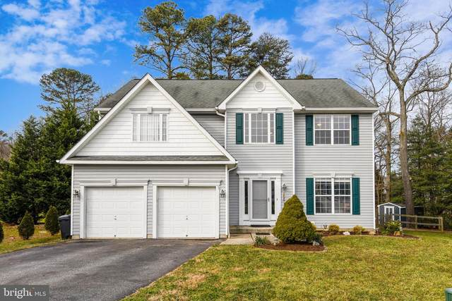 8006 Hedgeway Court, GLEN BURNIE, MD 21061 (#MDAA457338) :: ExecuHome Realty