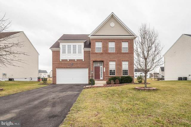 7211 Colmar Manor Way, BRANDYWINE, MD 20613 (#MDPG594440) :: Murray & Co. Real Estate