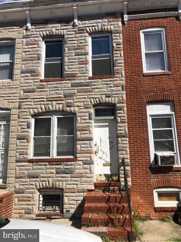 1345 Ward Street, BALTIMORE, MD 21230 (#MDBA537506) :: Speicher Group of Long & Foster Real Estate