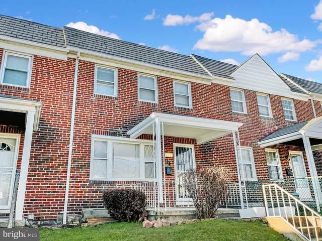 514 Allendale Street, BALTIMORE, MD 21229 (#MDBA537510) :: The Riffle Group of Keller Williams Select Realtors