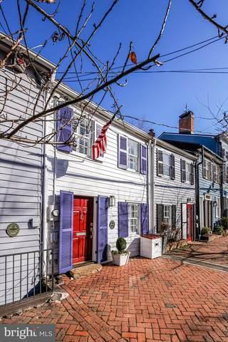 407 Queen Street, ALEXANDRIA, VA 22314 (#VAAX255290) :: Jacobs & Co. Real Estate