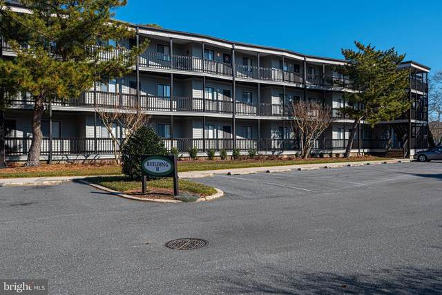 119 Old Landing Road 107H, OCEAN CITY, MD 21842 (#MDWO119656) :: Crossroad Group of Long & Foster