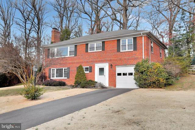 7300 Marc Drive, FALLS CHURCH, VA 22042 (#VAFX1177144) :: Murray & Co. Real Estate