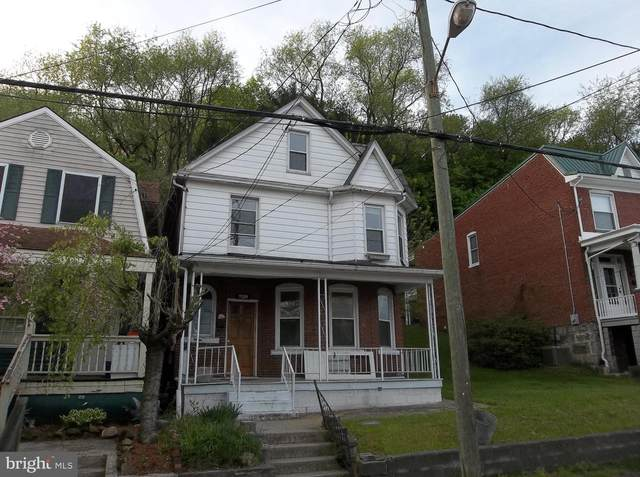 920 Maryland Avenue, CUMBERLAND, MD 21502 (#MDAL136110) :: LoCoMusings