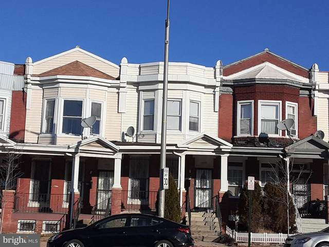 2408 Edmondson Avenue, BALTIMORE, MD 21223 (#MDBA537524) :: Shamrock Realty Group, Inc