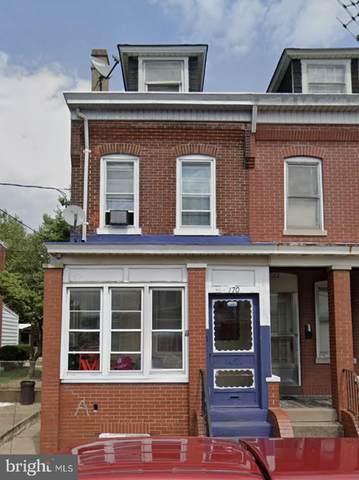 170 Randall Avenue, TRENTON, NJ 08611 (#NJME306974) :: The Dailey Group