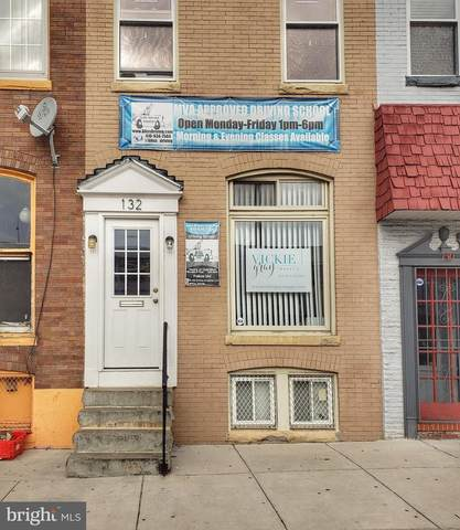 132 W 25TH Street, BALTIMORE, MD 21218 (#MDBA537532) :: ExecuHome Realty