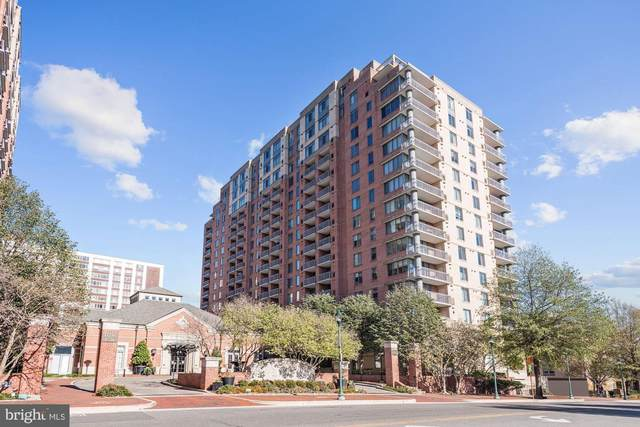 11710 Old Georgetown #1013, NORTH BETHESDA, MD 20852 (#MDMC741758) :: ExecuHome Realty