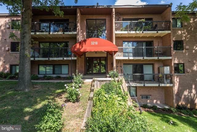 3210 S 28TH Street #404, ALEXANDRIA, VA 22302 (#VAAX255296) :: Bic DeCaro & Associates