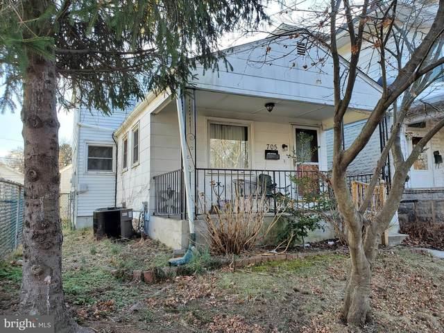705 Woodland Street, TRENTON, NJ 08610 (#NJME306976) :: Colgan Real Estate