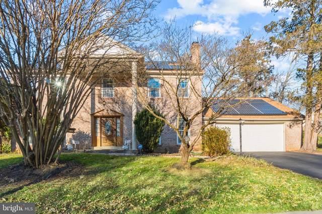 1736 Crestview Drive, ROCKVILLE, MD 20854 (#MDMC741774) :: Dart Homes