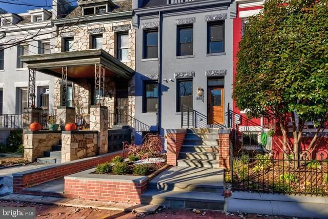 648 F Street NE, WASHINGTON, DC 20002 (#DCDC504700) :: Fairfax Realty of Tysons
