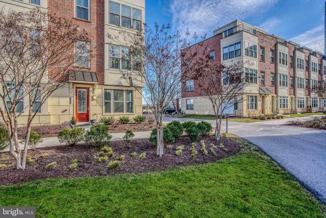 1618 Rampart Mews, BALTIMORE, MD 21230 (#MDBA537544) :: The Miller Team