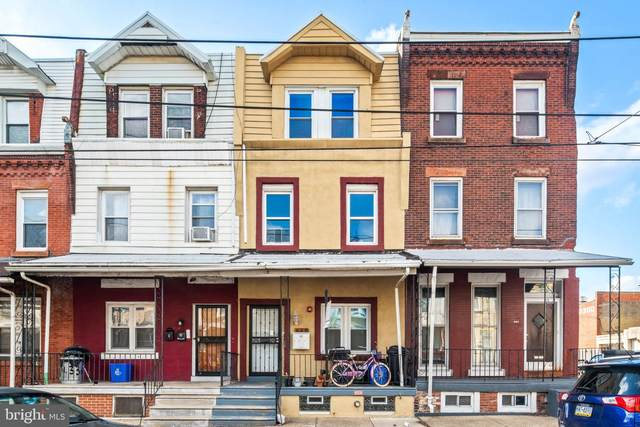 662 N 33RD Street, PHILADELPHIA, PA 19104 (#PAPH981034) :: The Matt Lenza Real Estate Team