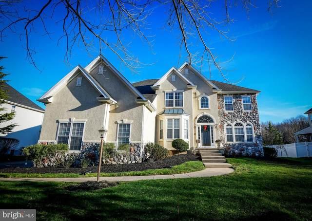 4 Krysta Court, MOUNT LAUREL, NJ 08054 (#NJBL390110) :: Holloway Real Estate Group