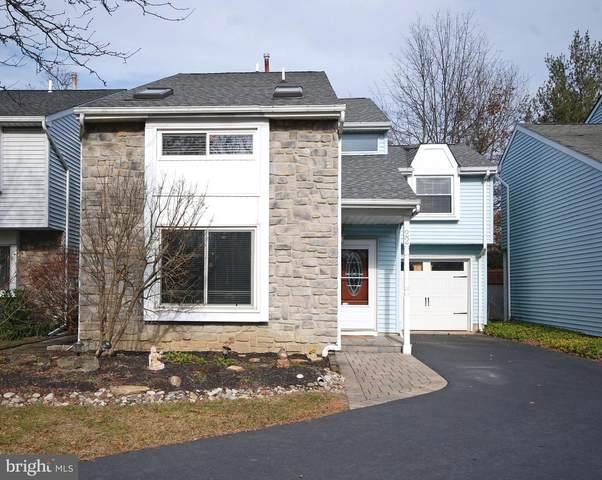 22 Winchester Drive, HIGHTSTOWN, NJ 08520 (#NJME306980) :: Bob Lucido Team of Keller Williams Integrity