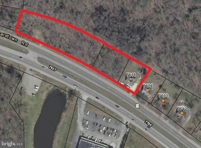 7618 Leonardtown Road, HUGHESVILLE, MD 20637 (#MDCH221198) :: Corner House Realty