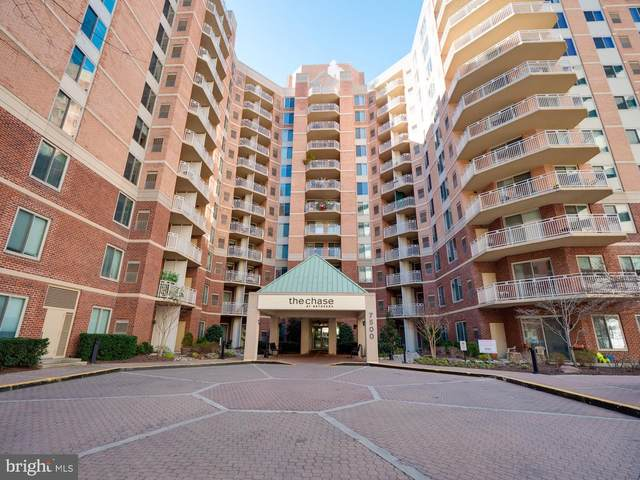 7500 Woodmont Avenue S1205, BETHESDA, MD 20814 (#MDMC741802) :: Give Back Team