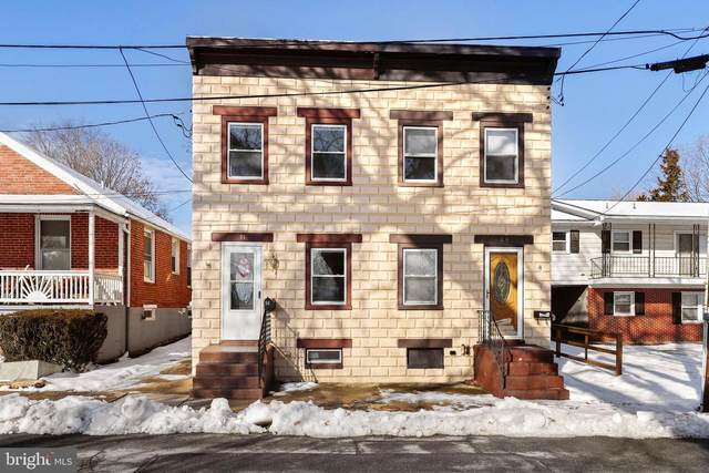 51 Winchester Street, FREDERICK, MD 21701 (#MDFR276842) :: RE/MAX Advantage Realty