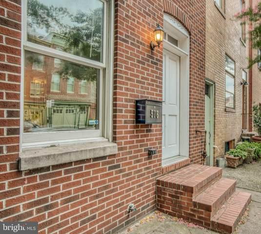 516 S Bond Street, BALTIMORE, MD 21231 (MLS #MDBA537564) :: Maryland Shore Living | Benson & Mangold Real Estate