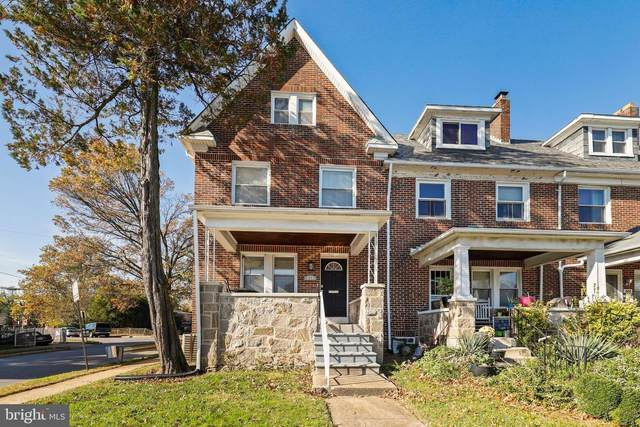 820 N Woodington Road, BALTIMORE, MD 21229 (#MDBA537566) :: Ultimate Selling Team