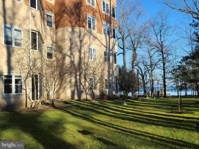 7101 Bay Front Drive #121, ANNAPOLIS, MD 21403 (#MDAA457404) :: Bruce & Tanya and Associates