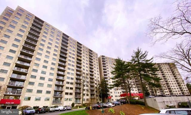2500 N Van Dorn Street #821, ALEXANDRIA, VA 22302 (#VAAX255318) :: The Redux Group