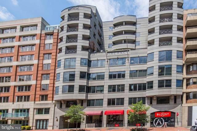 2311 M Street NW #1005, WASHINGTON, DC 20037 (#DCDC504754) :: The Redux Group