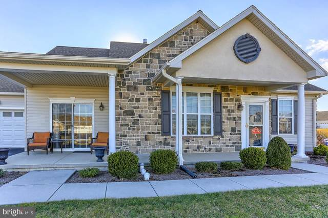 258 Dolomite Drive 7A, YORK, PA 17408 (#PAYK151880) :: The Craig Hartranft Team, Berkshire Hathaway Homesale Realty