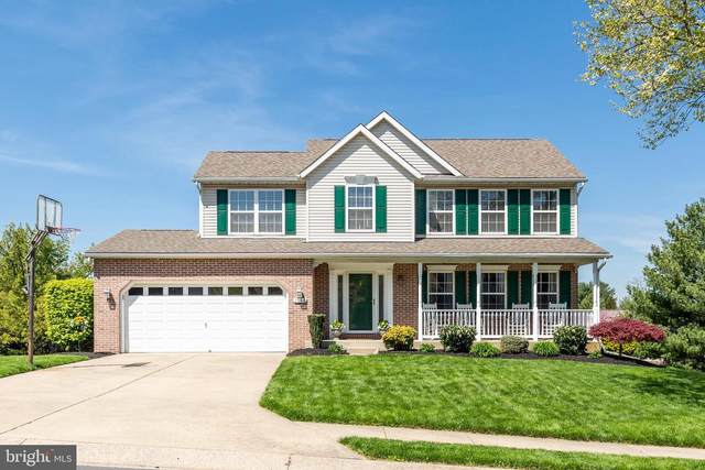 1144 Colonel Joshua Court, WESTMINSTER, MD 21157 (#MDCR202106) :: Corner House Realty