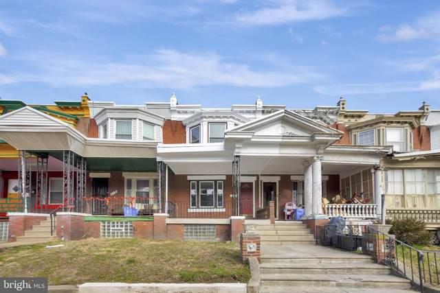 1305 S 57TH Street, PHILADELPHIA, PA 19143 (MLS #PAPH981156) :: Kiliszek Real Estate Experts