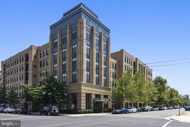 525 N Fayette Street #501, ALEXANDRIA, VA 22314 (#VAAX255322) :: Coleman & Associates