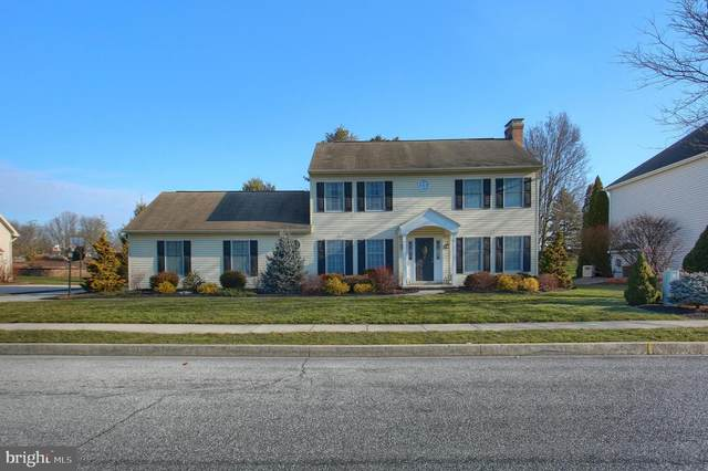 312 Equus Drive, CAMP HILL, PA 17011 (#PAYK151890) :: Realty ONE Group Unlimited