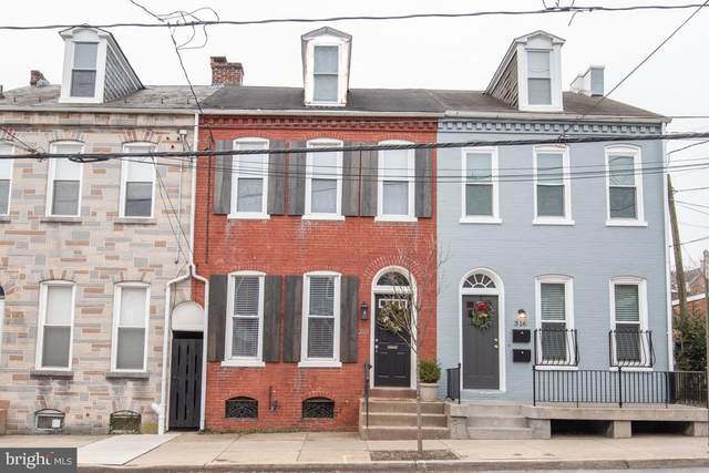 318 E Chestnut Street, LANCASTER, PA 17602 (#PALA176398) :: REMAX Horizons