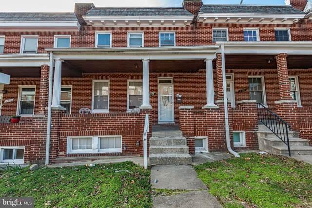 4307 Shamrock Avenue, BALTIMORE, MD 21206 (#MDBA537592) :: The Riffle Group of Keller Williams Select Realtors