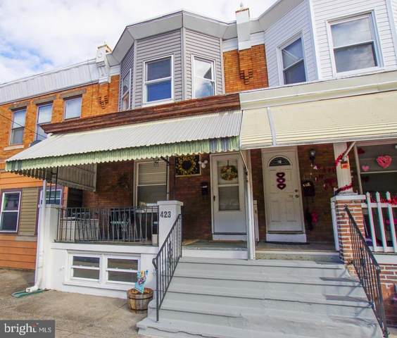 423 Jefferson Avenue, BRISTOL, PA 19007 (#PABU519288) :: Tessier Real Estate