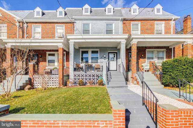 55 Longfellow Street NW, WASHINGTON, DC 20011 (#DCDC504786) :: Network Realty Group