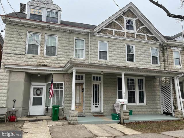 576-580 W Louther Street, CARLISLE, PA 17013 (#PACB131504) :: The Craig Hartranft Team, Berkshire Hathaway Homesale Realty
