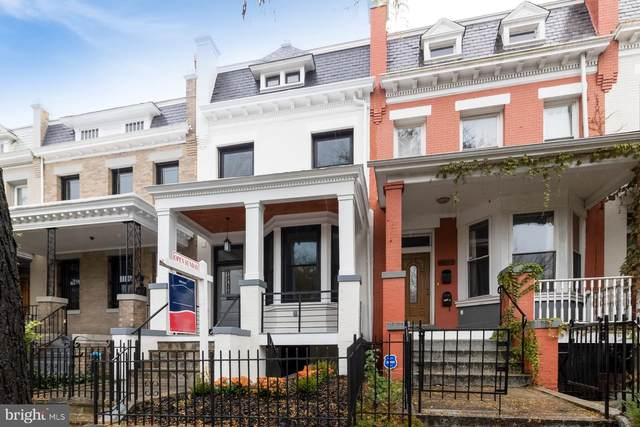 3627 New Hampshire Avenue NW, WASHINGTON, DC 20010 (#DCDC504790) :: Dart Homes