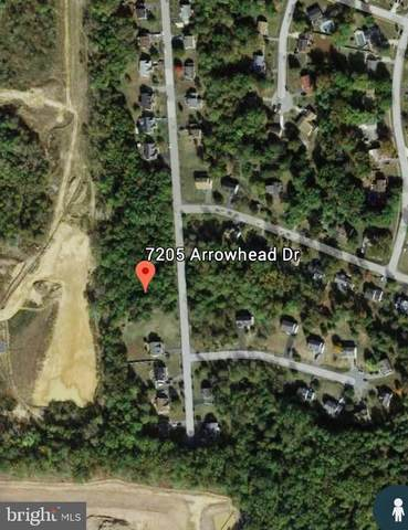 7205 Arrowhead Drive, UPPER MARLBORO, MD 20772 (#MDPG594528) :: Murray & Co. Real Estate