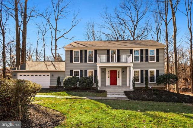 5106 Pheasant Ridge Road, FAIRFAX, VA 22030 (#VAFX1177264) :: The Piano Home Group