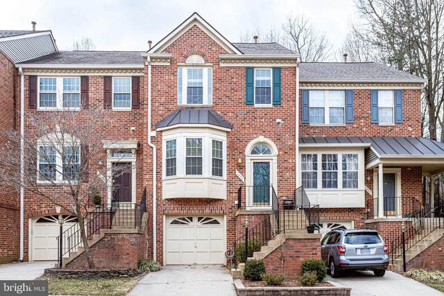 1434 Park Garden Lane, RESTON, VA 20194 (#VAFX1177268) :: Shawn Little Team of Garceau Realty