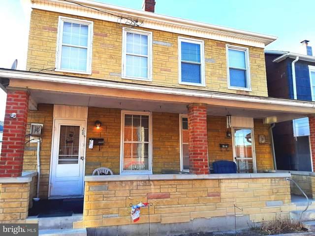 26 Spring Street, KEYSER, WV 26726 (#WVMI111688) :: Boyle & Kahoe Real Estate