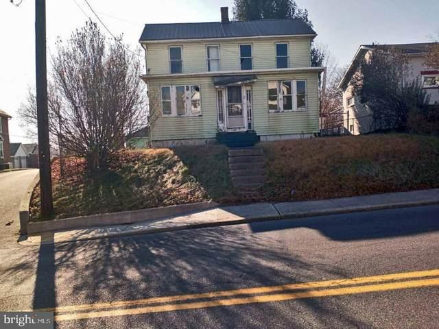 721 E Oldtown Road, CUMBERLAND, MD 21502 (#MDAL136118) :: LoCoMusings