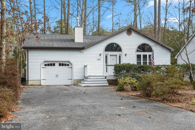 106 Sandyhook Road, OCEAN PINES, MD 21811 (#MDWO119672) :: RE/MAX Coast and Country