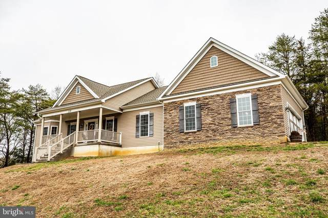 229 Colebrook Road, FREDERICKSBURG, VA 22405 (#VAST228660) :: Tom & Cindy and Associates