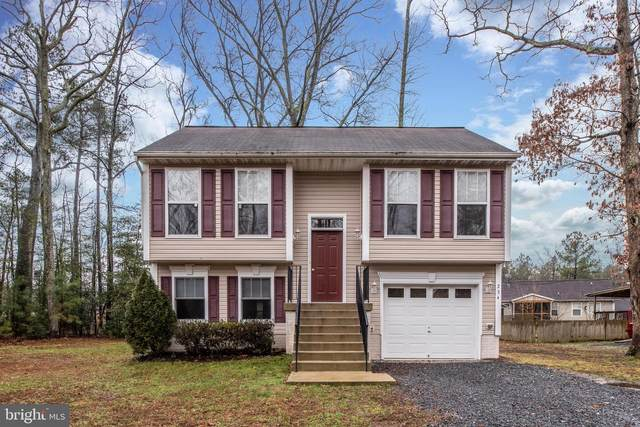 234 Fort King Drive, COLONIAL BEACH, VA 22443 (#VAWE117738) :: Bob Lucido Team of Keller Williams Integrity