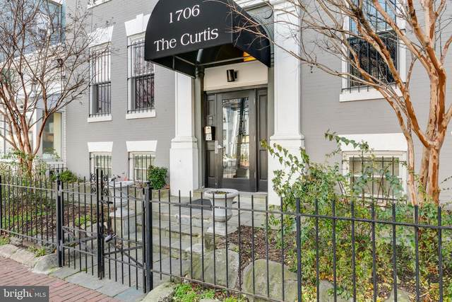 1706 U Street NW #102, WASHINGTON, DC 20009 (#DCDC504816) :: Tom & Cindy and Associates