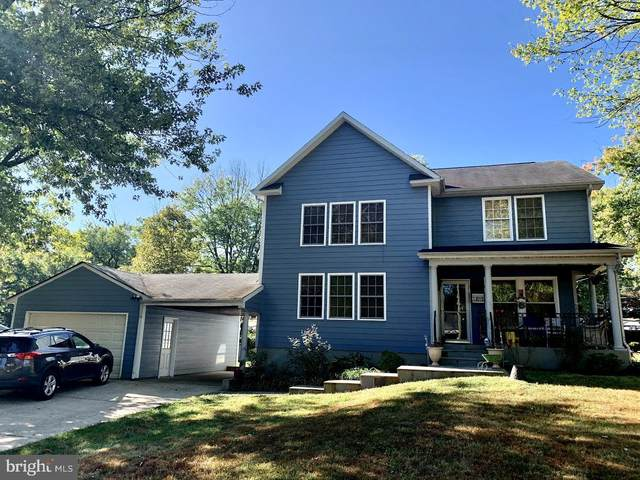 7115 Terry Lane, FALLS CHURCH, VA 22042 (#VAFX1177290) :: AJ Team Realty