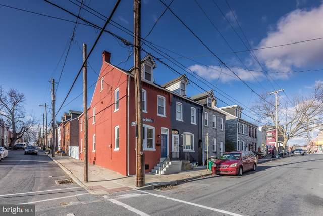 120 New Dorwart Street, LANCASTER, PA 17603 (#PALA176406) :: The Craig Hartranft Team, Berkshire Hathaway Homesale Realty